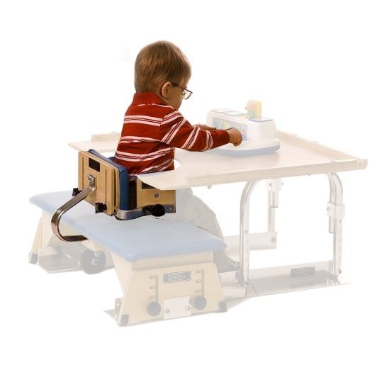Kaye posture system S1AO for small tilting therapy bench