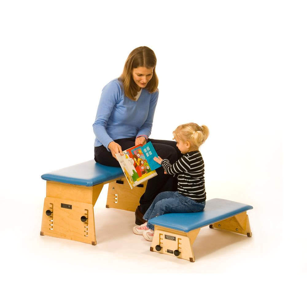 Kaye tilting therapy benches