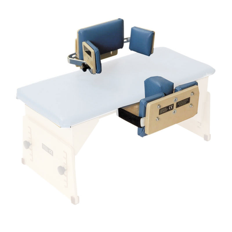 Kaye posture system S2AO for large therapy bench or T-seat