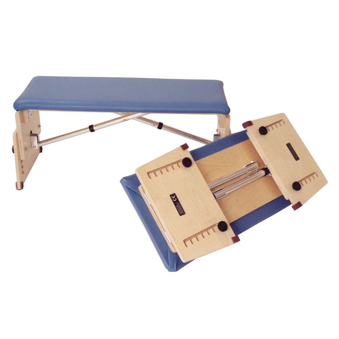 Kaye foldable tilting therapy bench