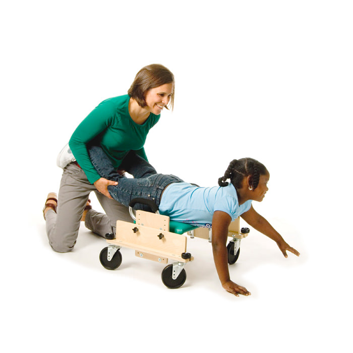 Kaye scoot-about therapy stool