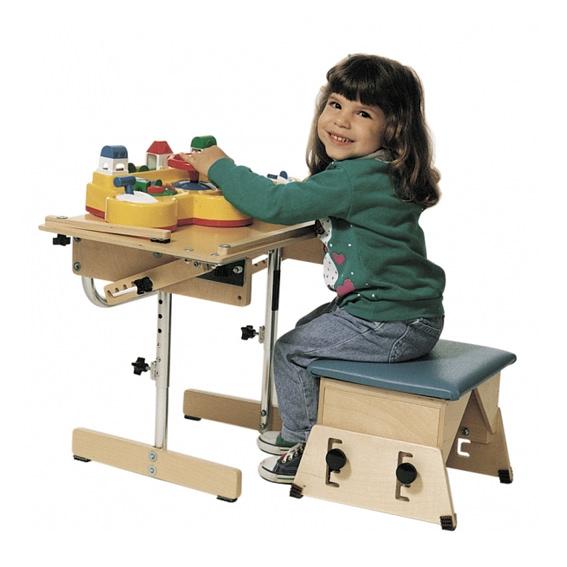 Kaye height adjustable T-Seat