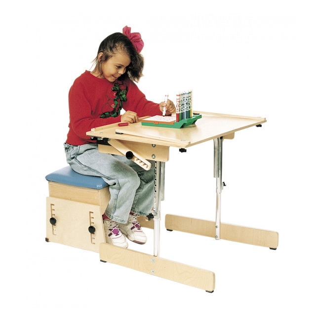 Kaye T-Seat with optional tilting table