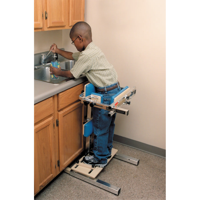 Kaye small vertical stander without caster