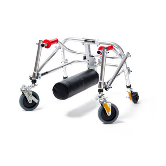 Kaye youth posture control four wheel walker