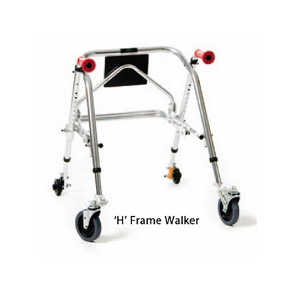 Kaye H frame posturerest walker for Youth