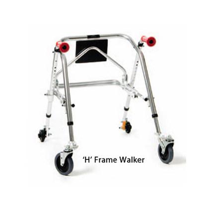 Kaye H frame posturerest walker for Youth