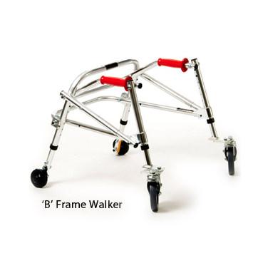 Kaye adolescent posture control B frame walker