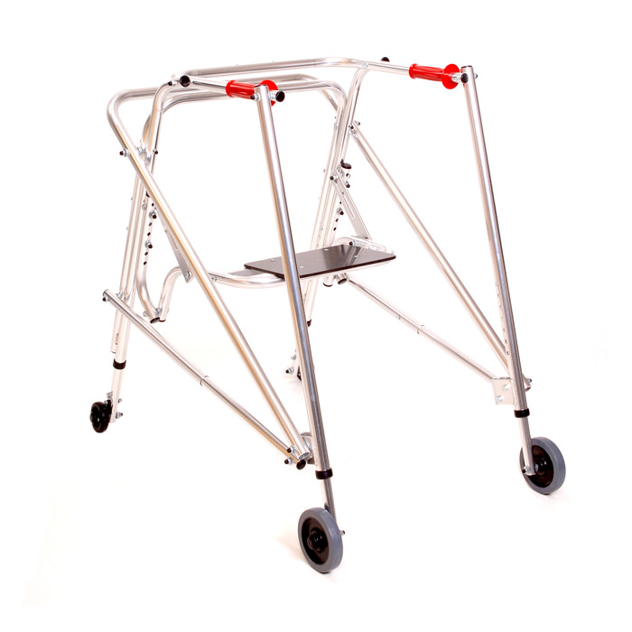 Kaye large posture control walker with built-in seat