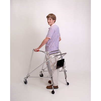 Kaye large posture control B frame walker