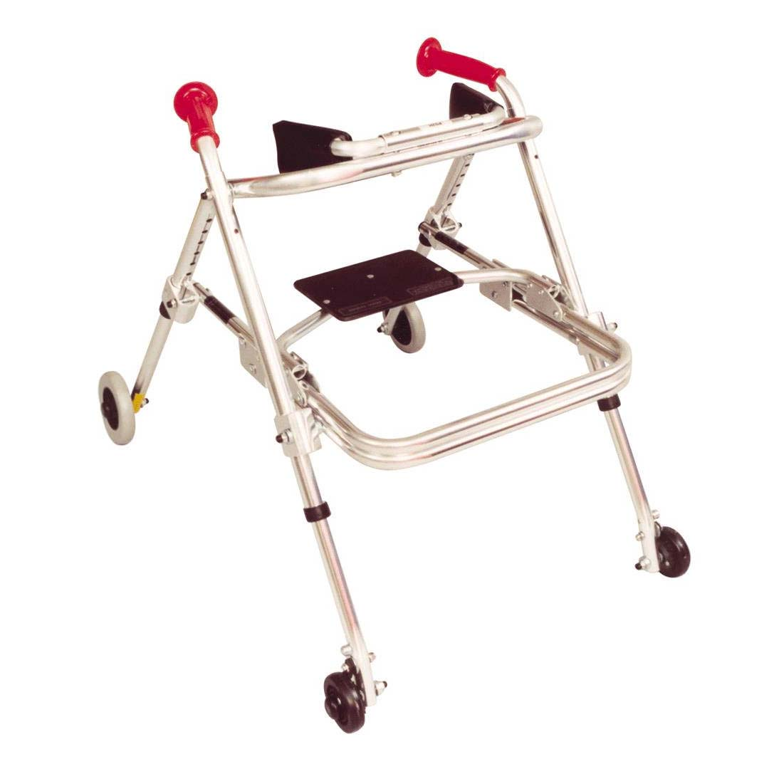 Kaye large posturerest walker with built-in seat