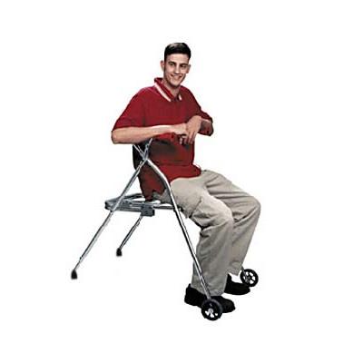 Kaye posturerest walker - H frame with built-in seat