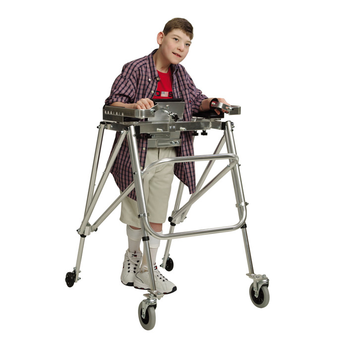 Kaye large anterior support walker with forearm supports