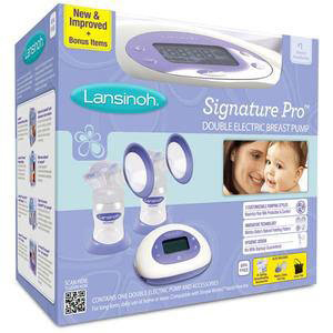 Lansinoh Signature Pro Double Electric Breast Pump