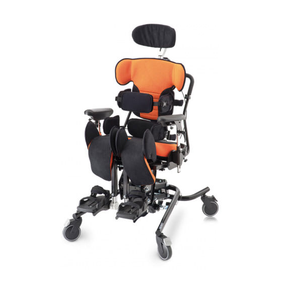 Leckey Mygo Max Seating System With Hi-Lo Indoor Base