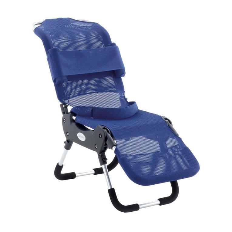 Leckey advance bath chair