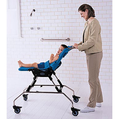 Leckey Shower Trolley For Advance Bath Chair