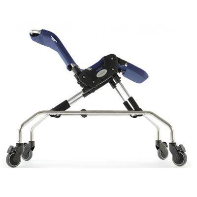 Advance Bath Chair with Shower Trolley