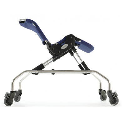 Advance Bath Chair with Shower Trolley