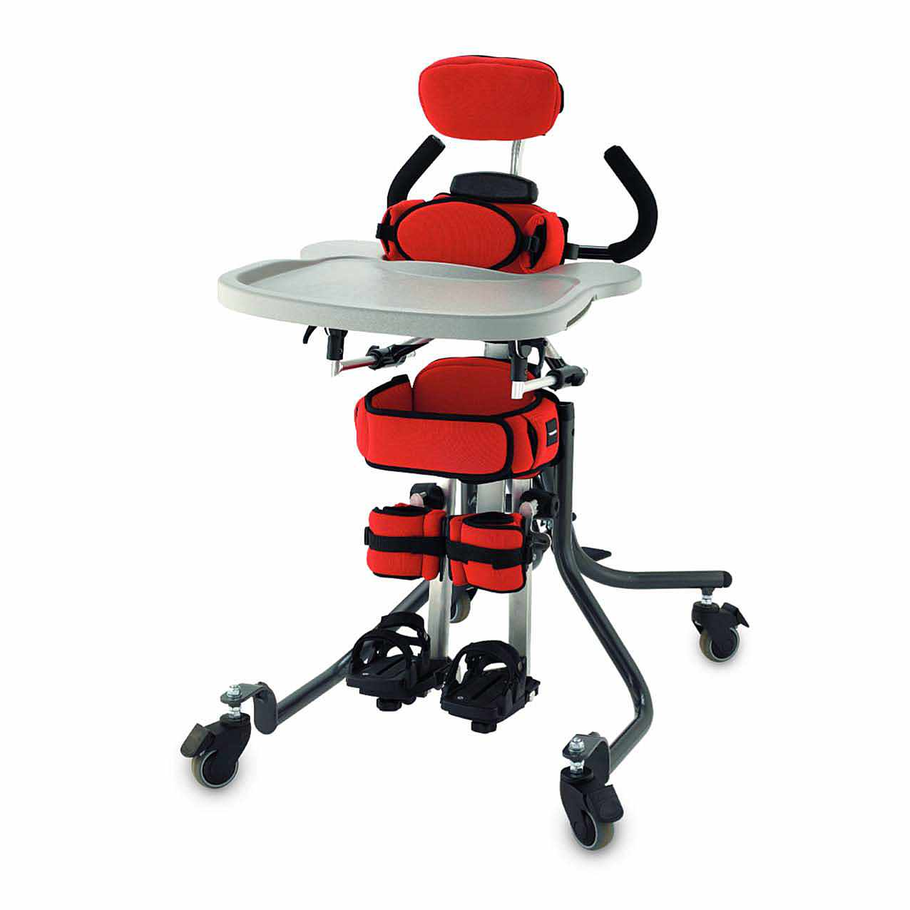 Leckey Squiggles Plus stander package - Fully assembled