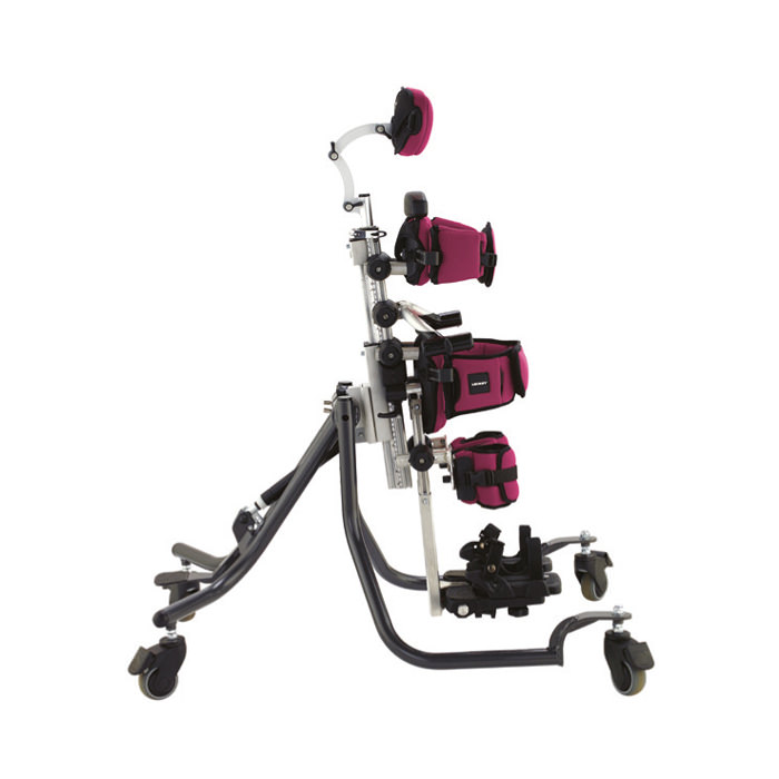 Leckey Squiggles Plus stander package - Vertical position