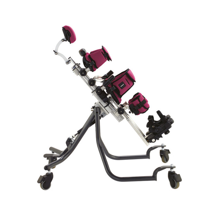 Leckey Squiggles Plus stander - Supine position