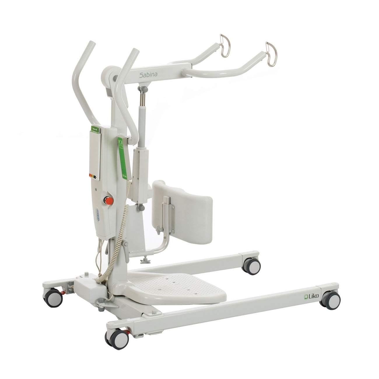 Liko Sabina II EE sit-to-stand power patient lift