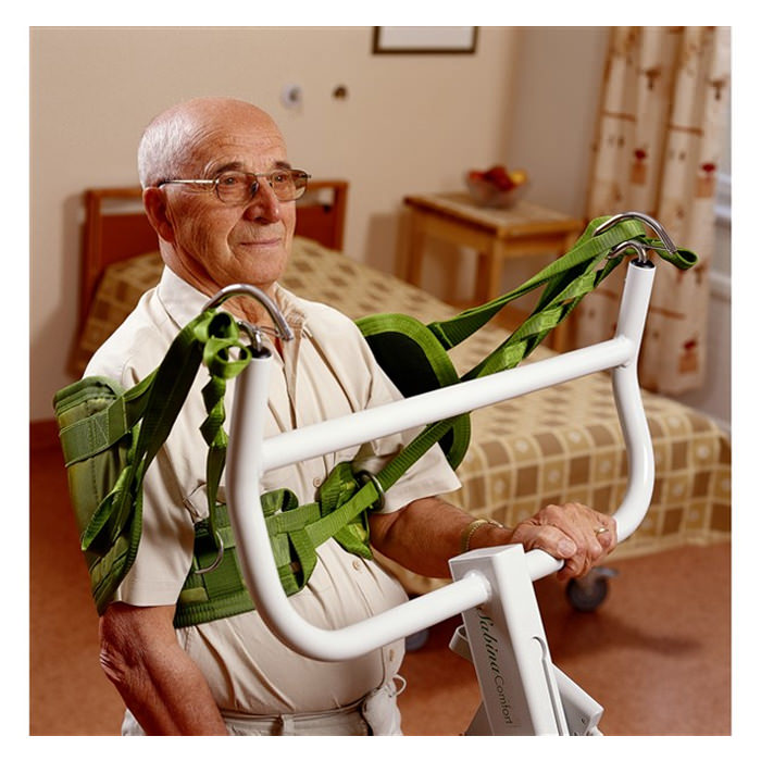 Liko sit-to-stand patient lift