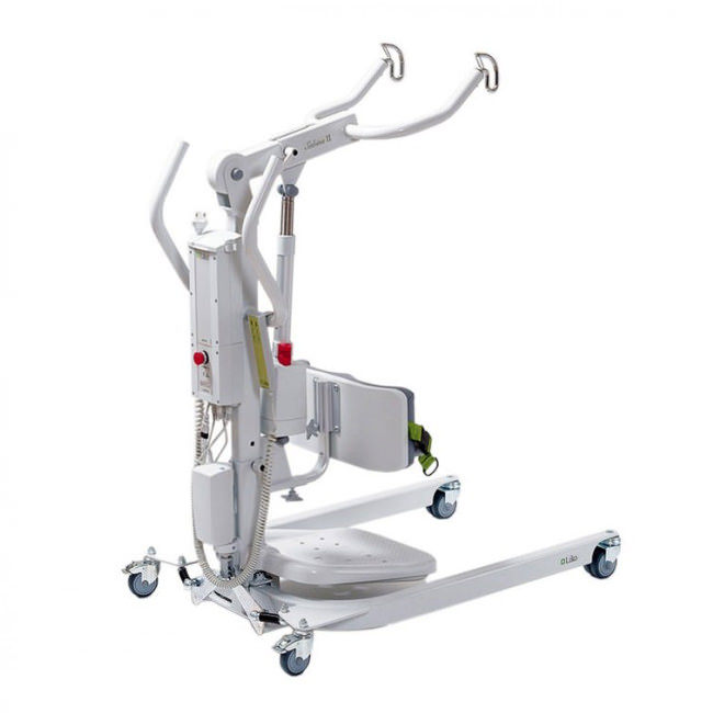 Liko Sabina 200 sit-to-stand power patient lift with power base