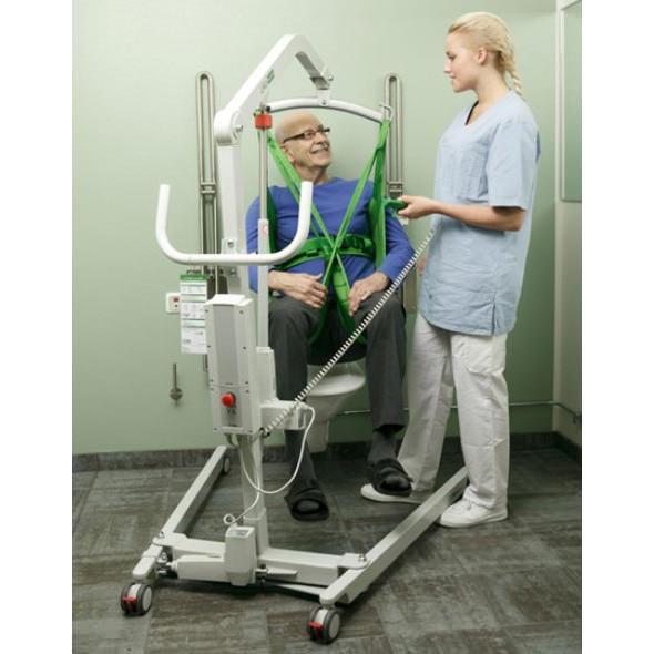 Liko power patient lift