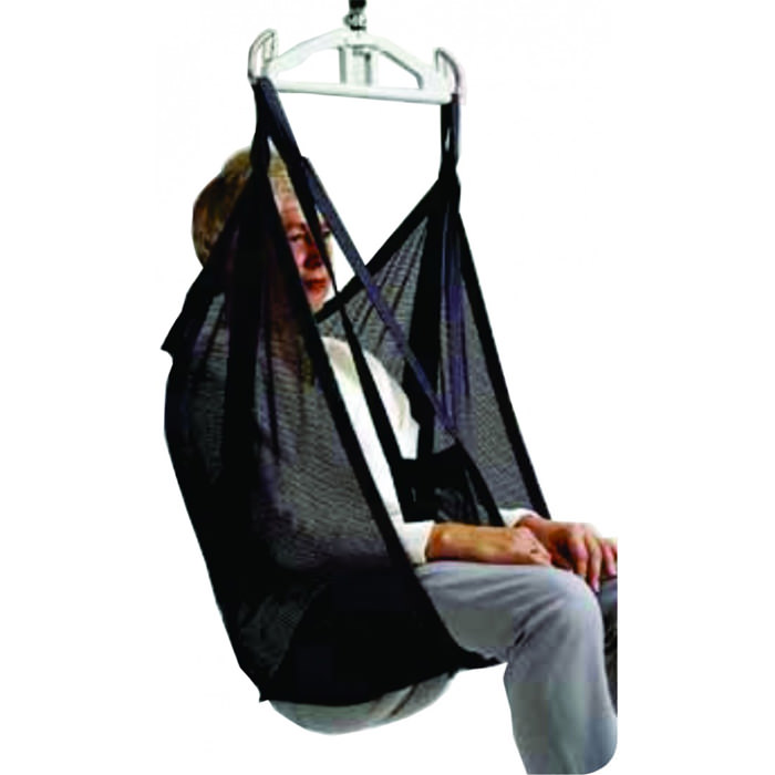 Liko UniversalSling polyester net sling with reinforced leg support