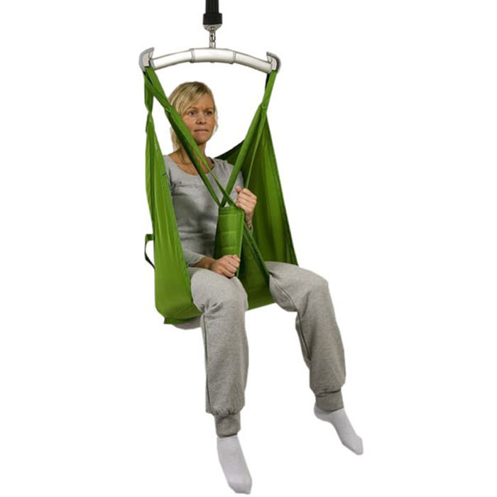 Liko UniversalSling high level polyester sling with reinforced leg support
