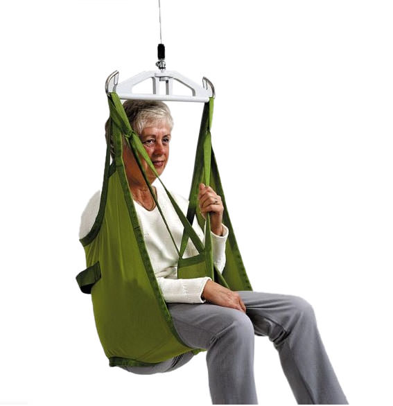 Liko OriginalSling Model 10 - polyester sling with reinforced back and leg supports