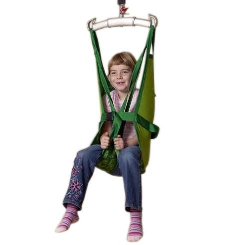 Liko TeddySling Original Model 10 - reinforced leg and back support sling