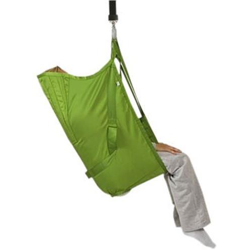 Liko Original HighBack Sling Model 20 - polyester sling with padded leg supports