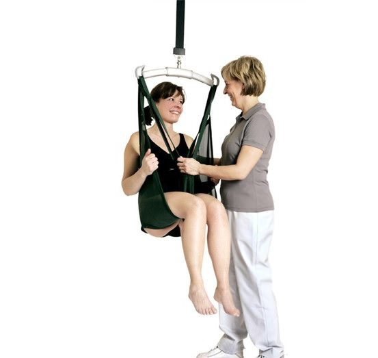 Liko OriginalSling Model 10 - extra small net polyester sling