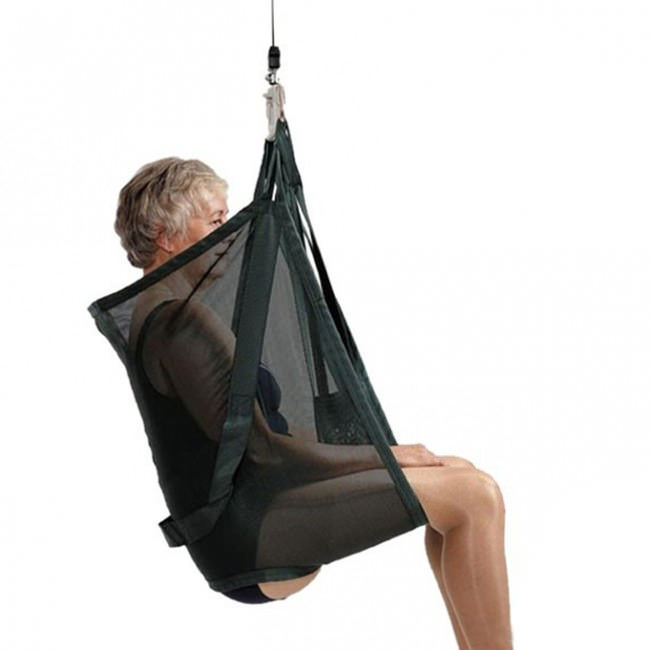 Liko Original highback medium-slim plastic net sling model 21