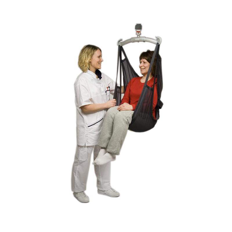 Liko ComfortSling Plus Model 300 - padded seat net polyester sling