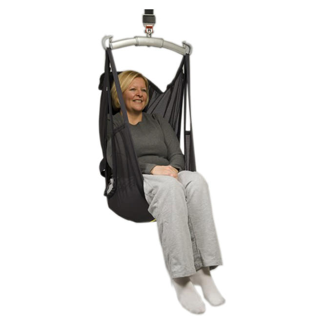 Liko ComfortSling Plus Model 360 - high back net polyester sling