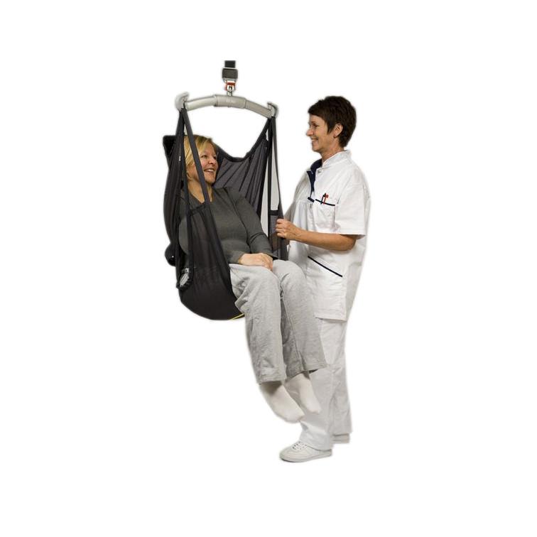 Liko high back net polyester sling