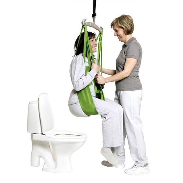 Liko HygieneVest polyester sling Model 50