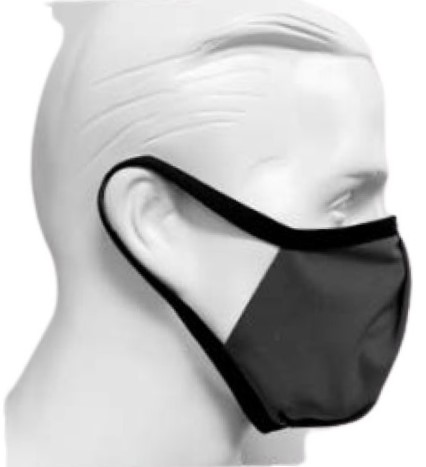Protective Reusable Fabric Face Mask