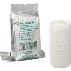 "Varicex S Zinc Paste Unna Boot Bandage with Selvedges, 4"" x 11 yards"