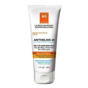 La Roche-Posay Anthelios Melt-In Sunscreen Milk, SPF 60, 3.04 oz