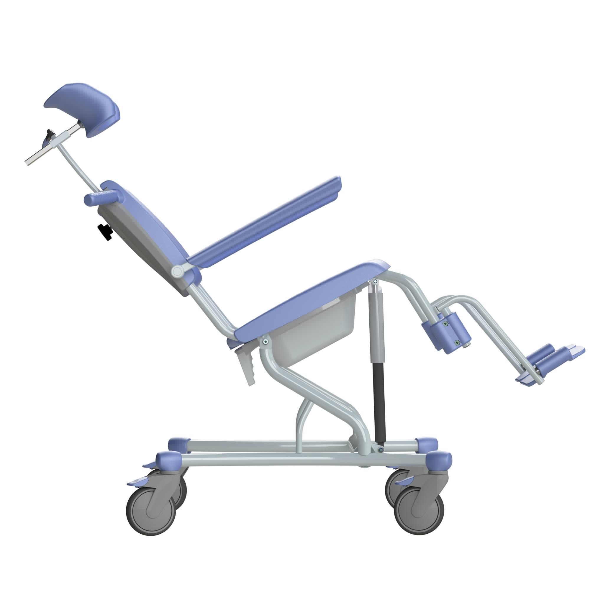 Lopital Nemo Tilt Shower-Toilet Chair
