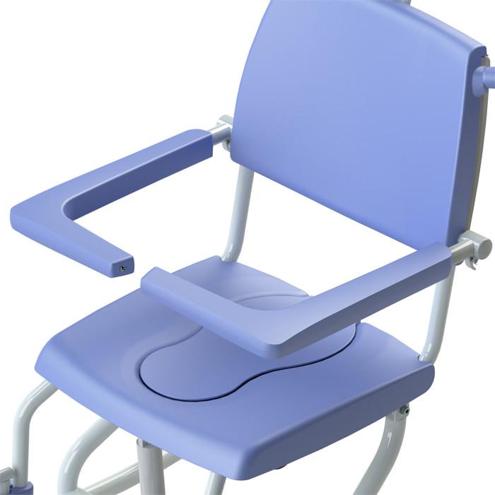 Lopital Nemo Mobile Tilt Shower Commode Chair