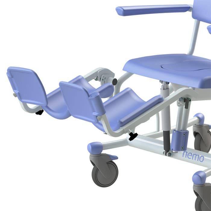 Lopital Nemo Tilt-in-Space Shower Commode Chair