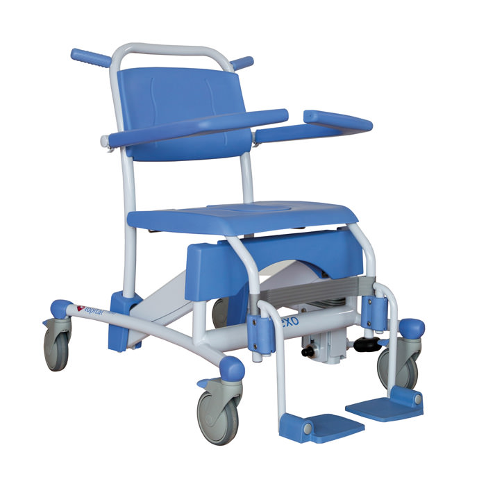 Lopital Flexo Shower-Toilet Chair