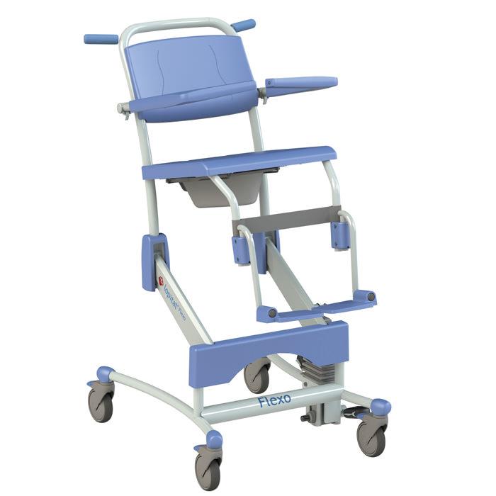 Flexo Shower Chair by Lopital