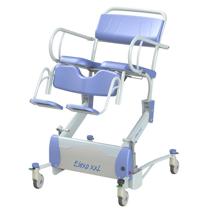 Lopital Elexo XXL Shower-Toilet Chair